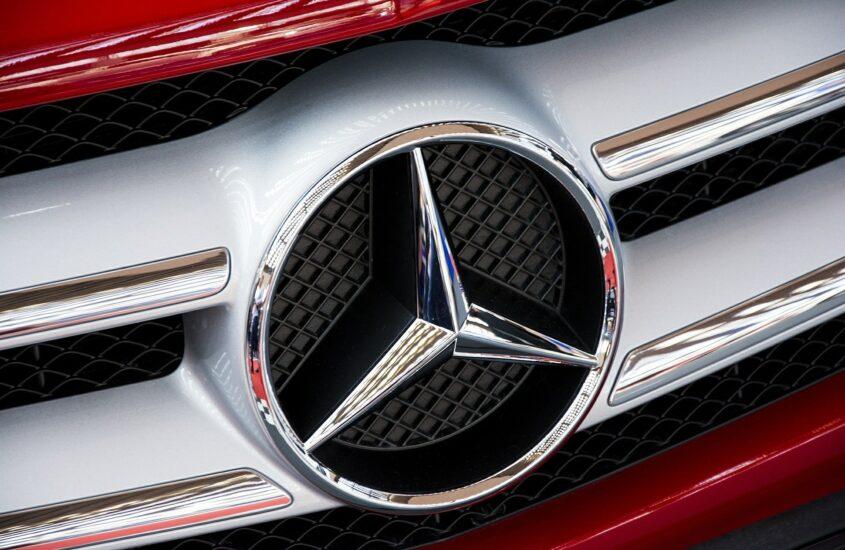 Furgoneta eléctrica de Mercedes