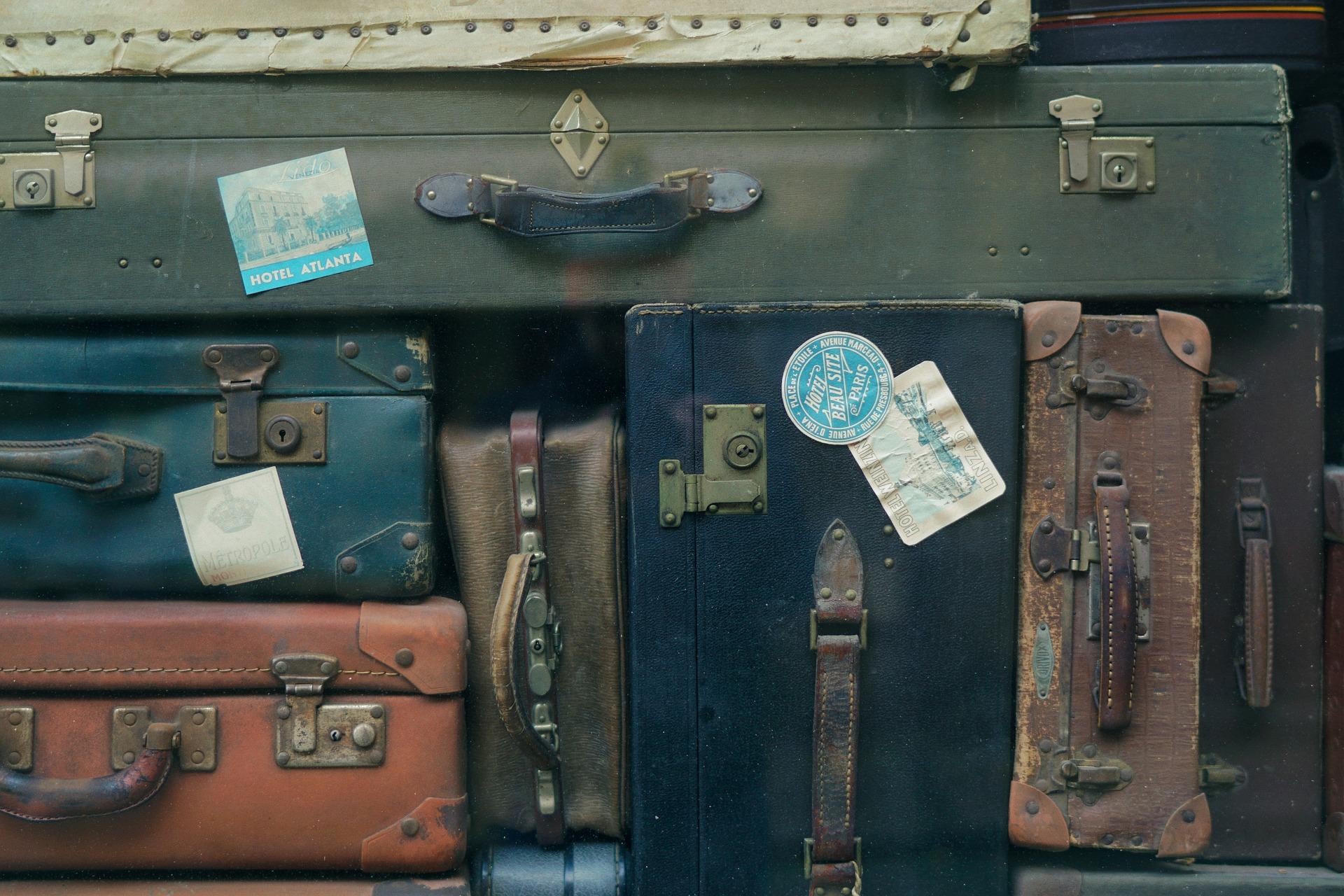 Como enviar maletas a otra ciudad