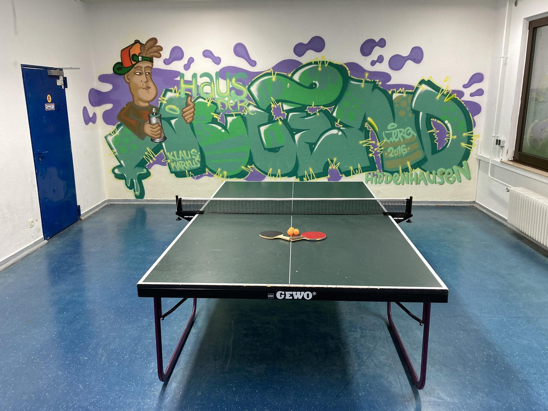 Enviar una mesa de ping pong