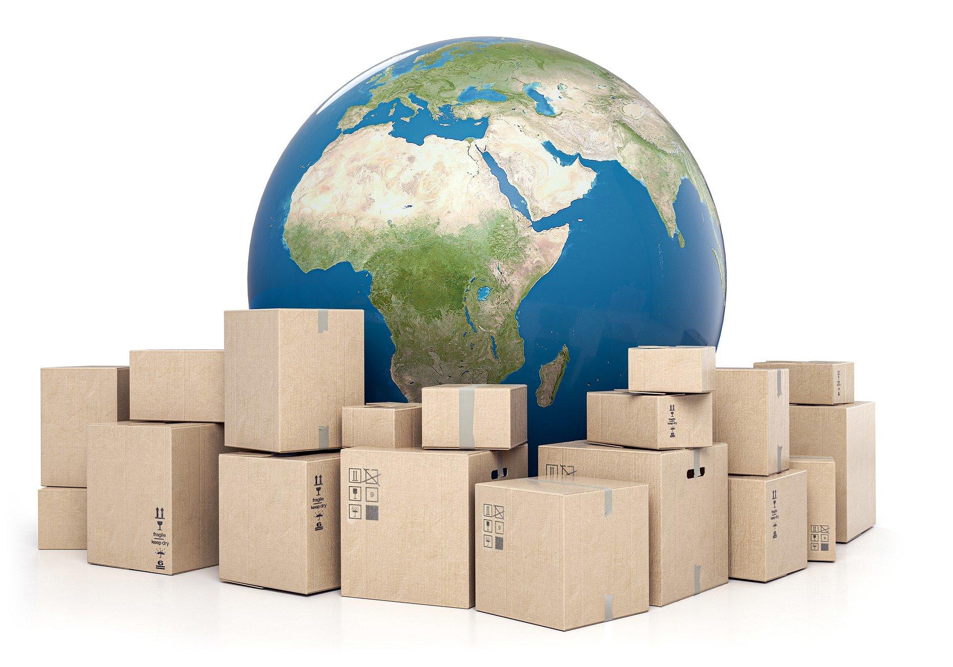 Localizador de envíos
